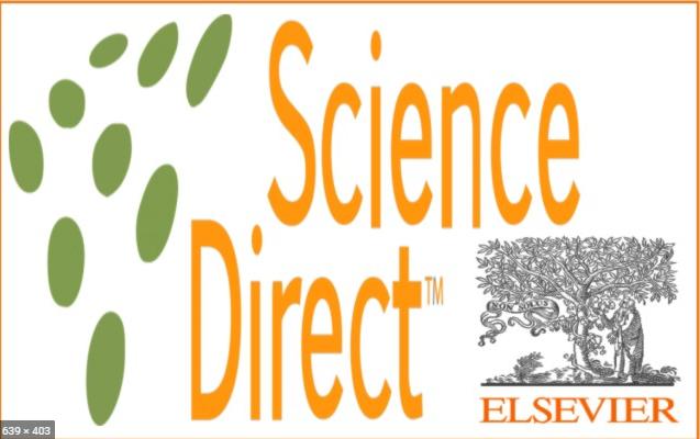 Cơ sở dữ liệu Science Direct
