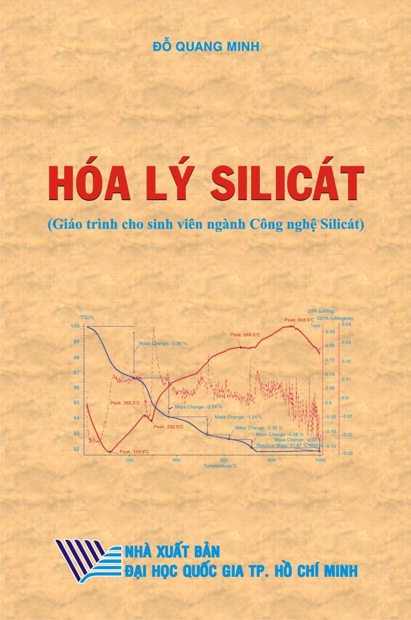 Hóa lý Silicát (Giáo trình cho sinh viên ngành Công nghệ Silicát)