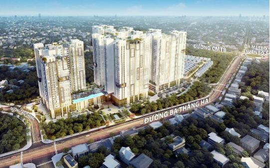 Hoàn thiện dự án nhà cao tầng tại Việt Nam