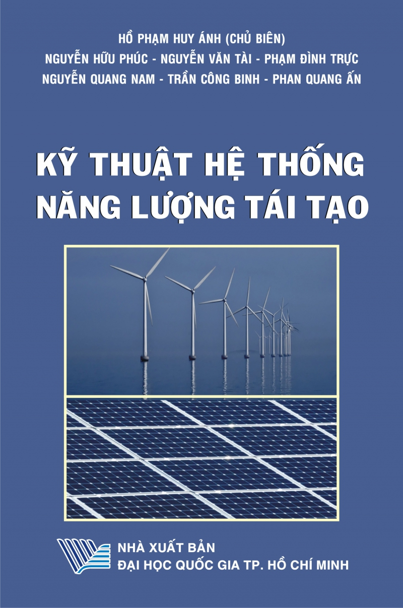 Kỹ thuật hệ thống năng lượng tái tạo