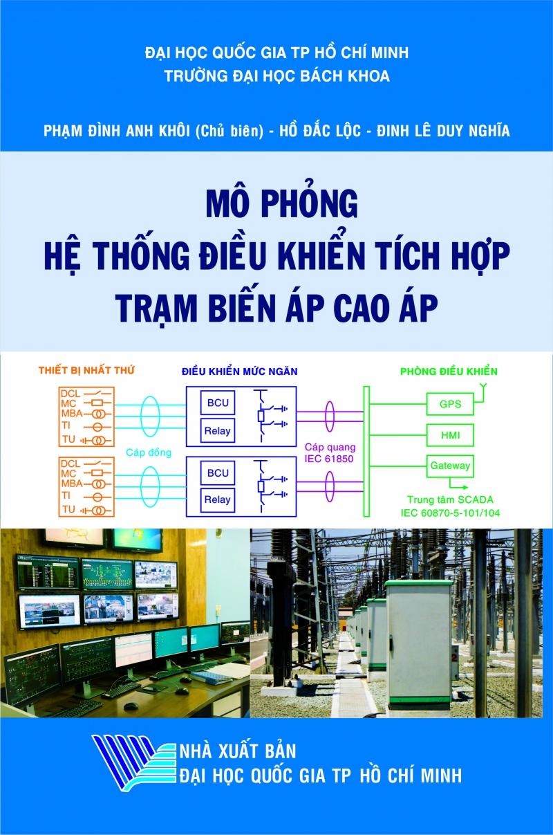 Mô phỏng hệ thống điều khiển tích hợp trạm biến áp cap áp