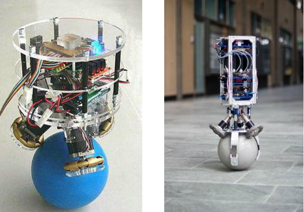 Robot một bánh