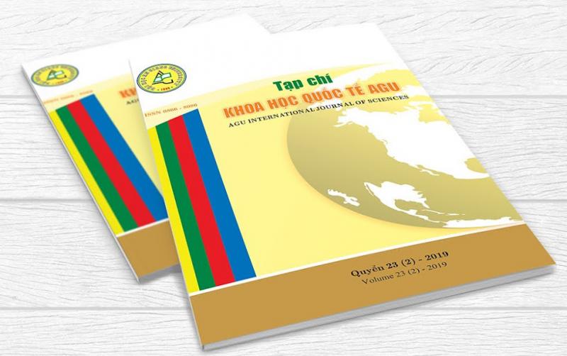 Tạp chí Khoa học Quốc tế AGU