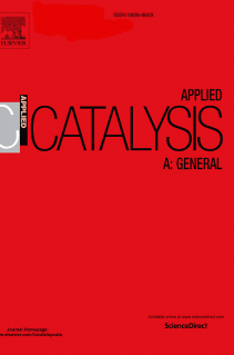 Applied catalysis A
