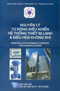 Nguyên lý tự động điều khiển hệ thống thiết bị lạnh & điều hòa không khí