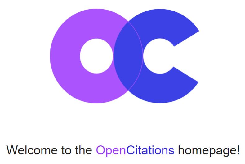 Tìm kiếm thông tin trích dẫn với OpenCitations
