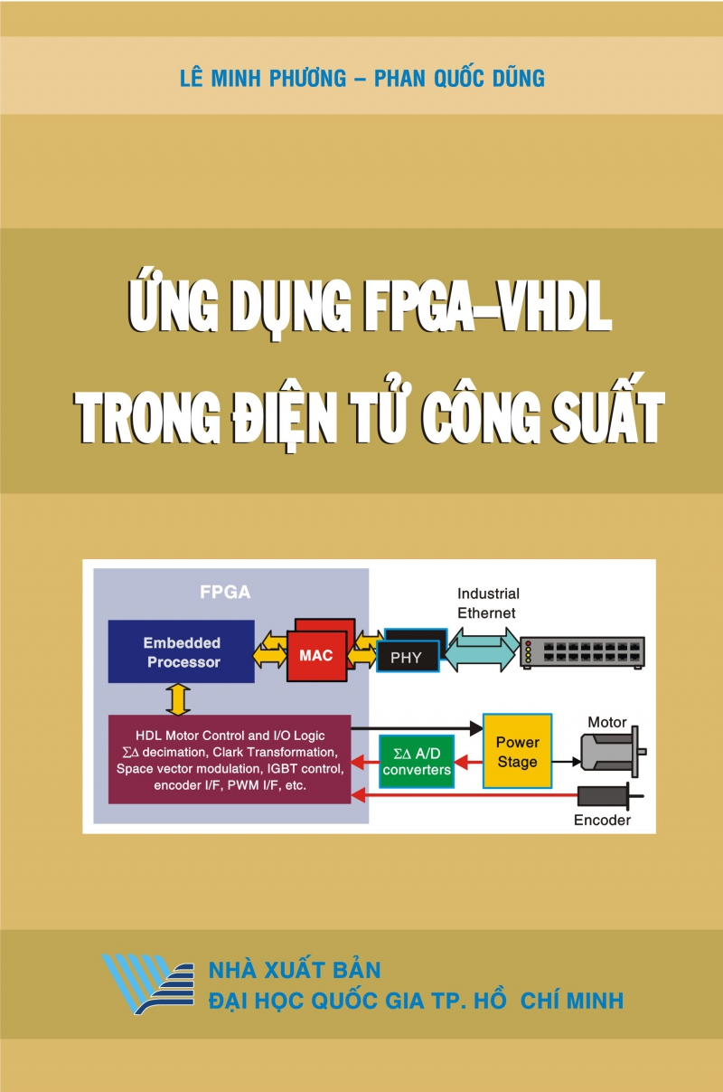 Ứng dụng FPGA - VHDL trong điện tử công suất